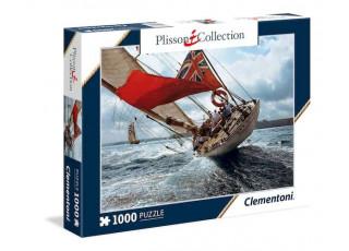 Пазл Plisson Collection Яхта Вельшеда, 1000 эл.