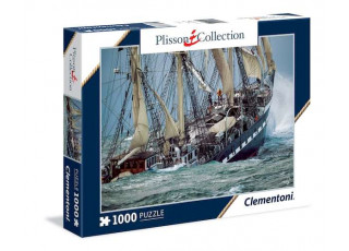 Пазл Plisson Collection Парусная яхта Белем, 1000 эл.