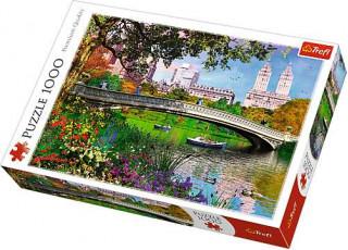 Пазл Центральный парк, Нью-Йорк, 1000 эл.