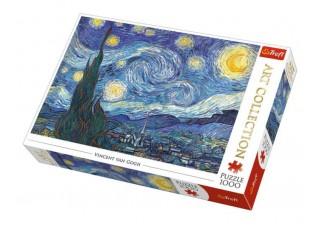 Пазл Звёздная ночь, Винсент ван Гог, 1000 эл.