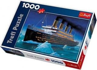 Пазл Титаник, 1000 эл.