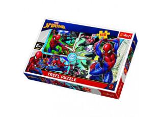 Пазл Человек-паук спешит на помощь, Марвел, 160 эл.