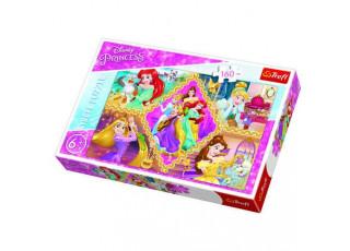 Пазл Приключения принцесс, Принцессы, 160 эл.
