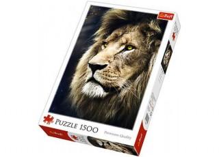 Пазл Портрет льва, 1500 эл.