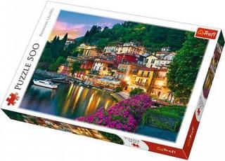 Пазл Озеро Комо, Италия, 500 эл.