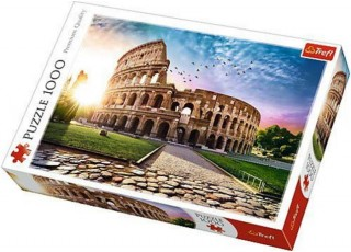 Пазл Солнечный Колизей, Рим, 1000 эл.