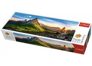 Пазл Перевал Пассо Джау, 1000 эл. (панорама)