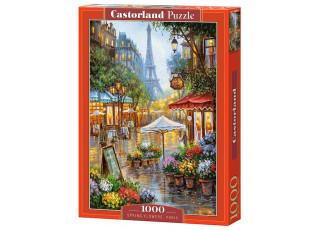 Пазл Весенние цветы, Париж, 1000 эл.