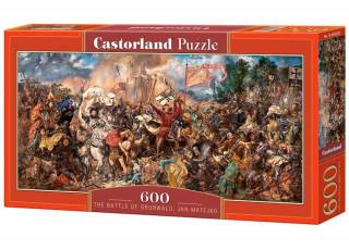 Пазл Грюнвальдская битва, 600 эл.