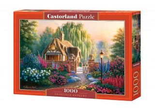 Пазл Крэнфилдский сад, 1000 эл.