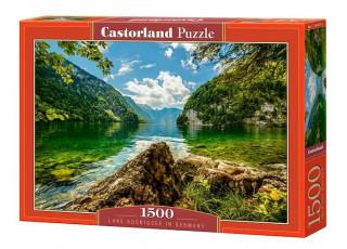Пазл Озеро в Германии, 1500 эл.