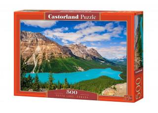Пазл Озеро Пейто, Канада, 500 эл.