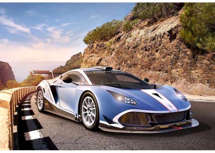 Пазл Автомобиль Arrinera Hussarya GT, 1000 эл.