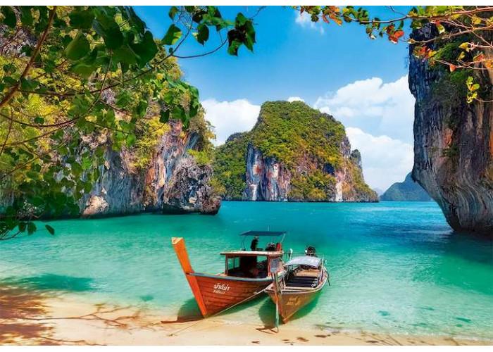 Пазл Пхипхи, Таиланд, 1000 эл.