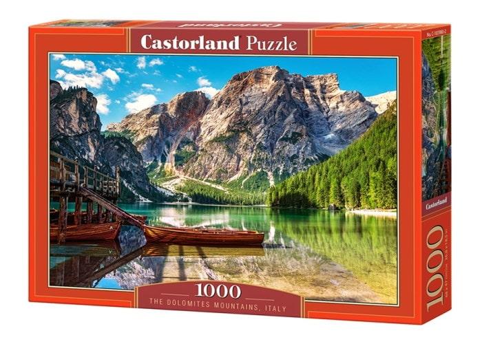 Пазл Доломитовые горы, Италия, 1000 эл.