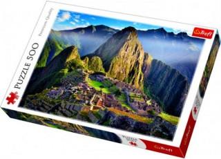Пазл Историческое святилище Мачу-Пикчу, Перу, 500 эл.