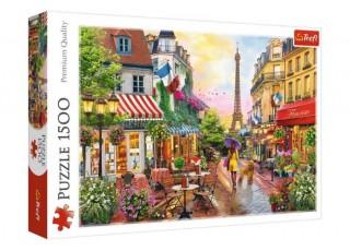 Пазл Очаровательный Париж, 1500 эл.