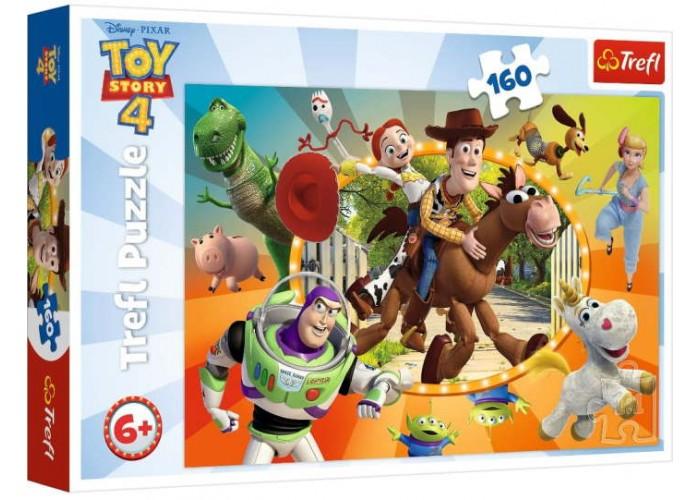 Пазл В мире игрушек, История игрушек 4, 160 эл.