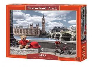 Пазл Короткое путешествие в Лондон, Великобритания, 500 эл.