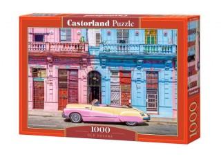 Пазл Старая Гавана, Куба, 1000 эл.