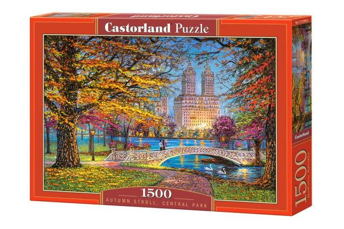 Пазл Центральный парк, Нью-Йорк, 1500 эл.