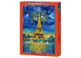Пазл Праздничный Париж, 1500 эл.