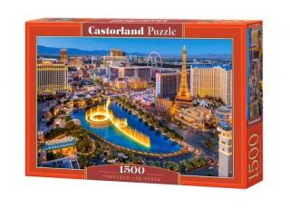 Пазл Сказочный Лас-Вегас, США, 1500 эл.