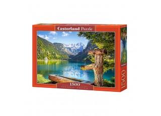 Пазл Озеро Госаузен, Австрия, 1500 эл.