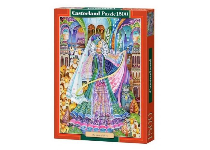 Пазл Королева Весна, 1500 эл.