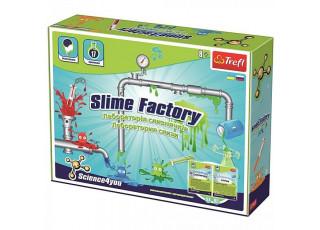 Лаборатория слизи (Slime Factory)