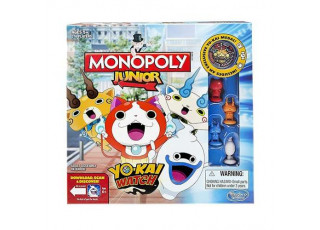 Монополия Юниор: Йо-Кай Вотч (Monopoly Junior: Yo-kai Watch Edition)