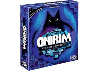 Онирим (2-е изд.) (Onirim 2 ed.) + 7 дополнений