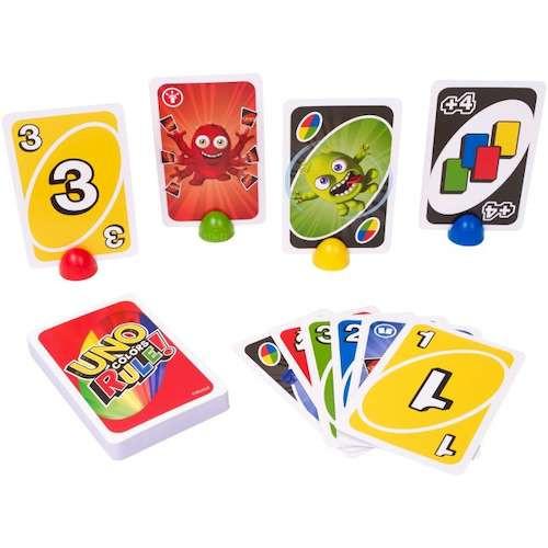 Уно Игра цветов (UNO Colors Rule!)