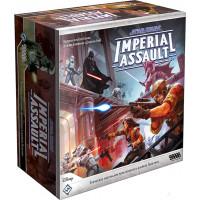 Star Wars: Imperial Assault – Базовый набор (Star Wars: Imperial Assault Core Set) (рус.)