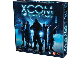 XСОМ. Настольная игра (XCOM: The Board Game)