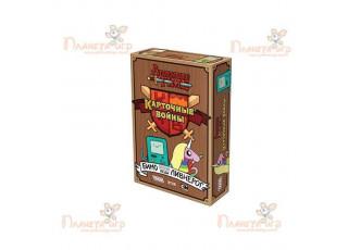 Время приключений. Карточные войны: Бимо против Леди Ливнерог (Adventure Time Card Wars: BMO vs. Lady Rainicorn)
