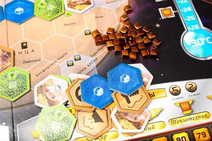 Покорение Марса(Terraforming Mars)