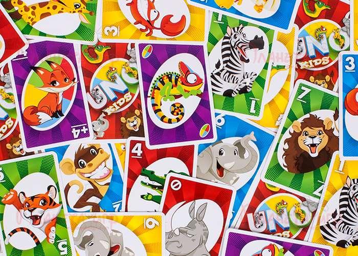 Уно для детей (UNO Kids) (Danko toys)