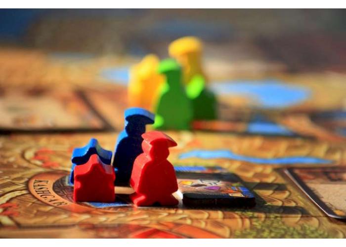 Путешествия Марко Поло (The Voyages of Marco Polo)