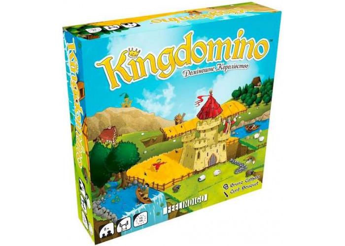 Kingdomino. Лоскутное королевство