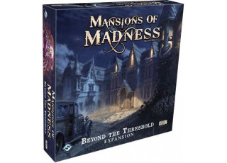 Особняк Безумия (2-е изд.): За порогом (Mansions of Madness, 2nd ed.: Beyond the Threshold)