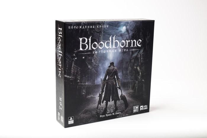 Bloodborne: Порождение Крови (Bloodborne: The Card Game) + уникальное промо!