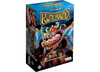 "Рунебаунд (3-е изд.). Дополнительный сценарий ""Ярость гор"" (Runebound 3 ed.: The Mountains Rise. Adventure Pack)"