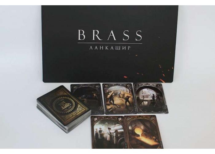 Brass: Ланкашир (Brass: Lancashire)