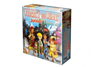 Билет на поезд Юниор: Европа (Ticket to Ride Junior: Europe)