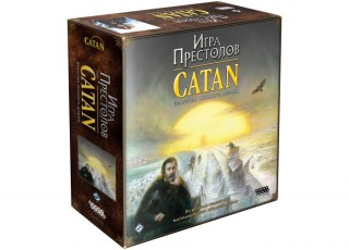 Колонизаторы Catan. Игра Престолов (A Game of Thrones Catan: Brotherhood of the Watch)