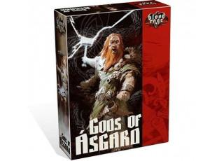 Кровь и Ярость: Боги Асгарда (Blood Rage: Gods of Ásgard)