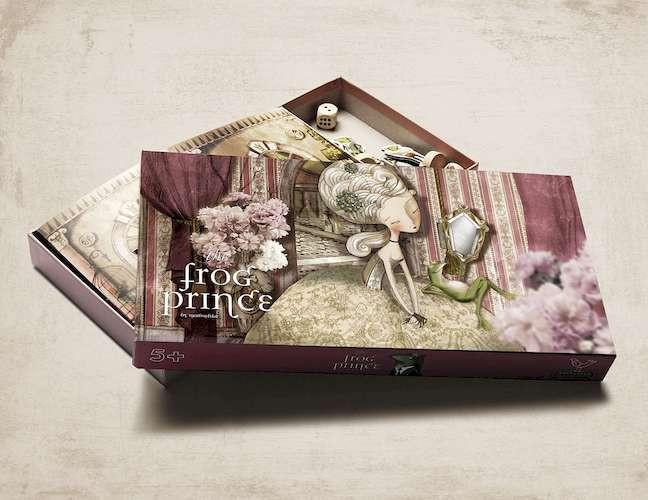 Принц лягушка (The Frog Prince)
