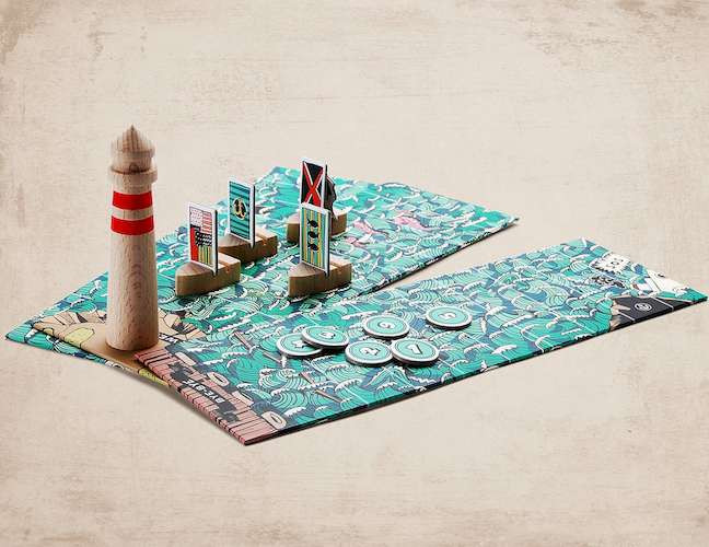 Приключение на маяке (Lighthouse)
