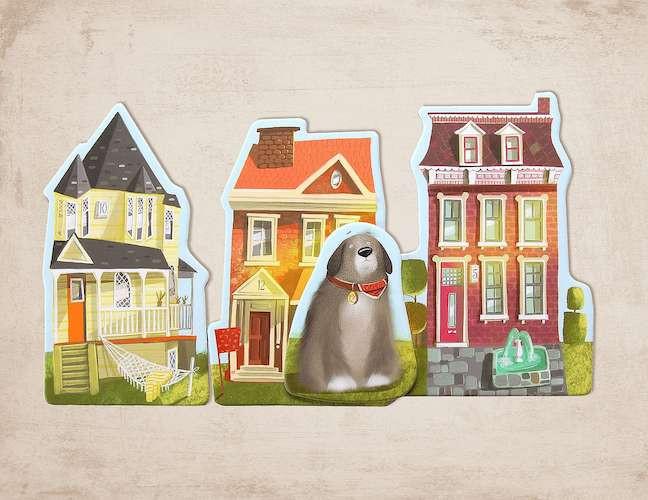 Собачки и Дома (Dogs & Homes)